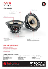 ELITE LEVEL SPEAKER PACKAGE WITH AMP FOR TOYOTA