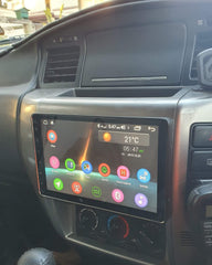 9inch Android Head Unit to suit Nissan PATROL GU