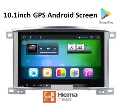 10.1inch Head Unit for LandCruiser 100 series 1998-2007