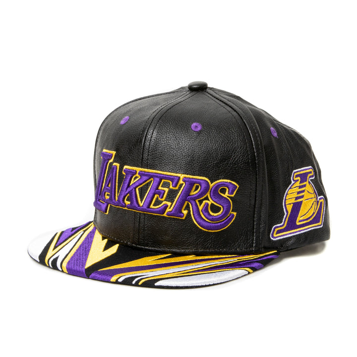 Rapid Snapback Los Angeles Lakers (ロサンゼルスレイカーズ スナップバック)