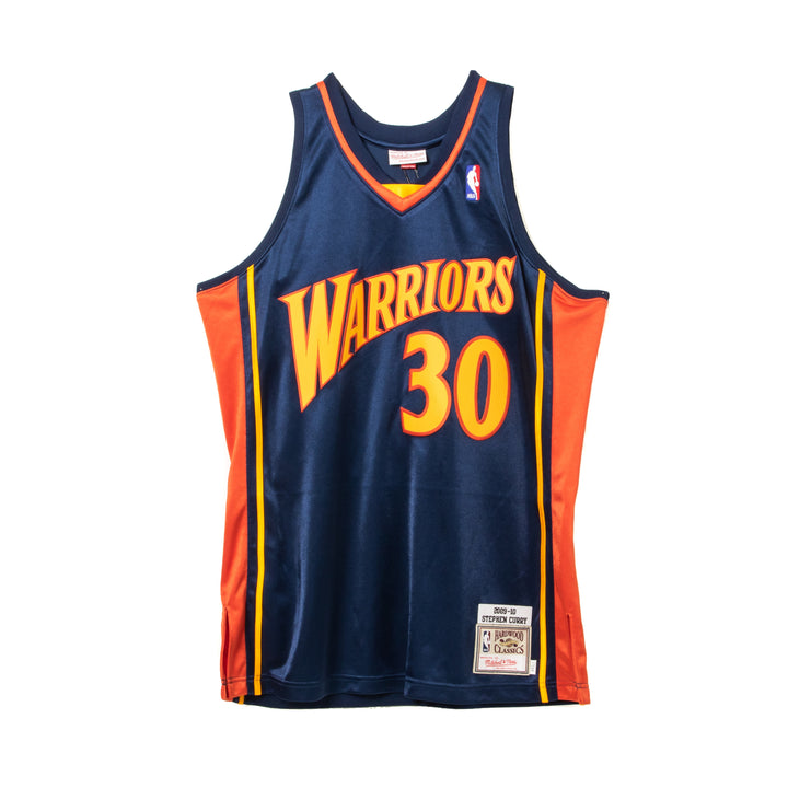 Stephen Curry (ステフィン カリー) Authentic Jersey Golden State Warriors (ゴールデンステートウォリアーズ オーセンティックユニホーム)