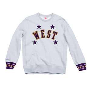 Celebration Crewneck (セレブレーションクルーネック)  All-Star Game 1972 Western (NBAオールスター1972)