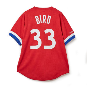 Larry Bird (ラリー バード) Name&Number Crewneck All-Star East (オールスターイースト)