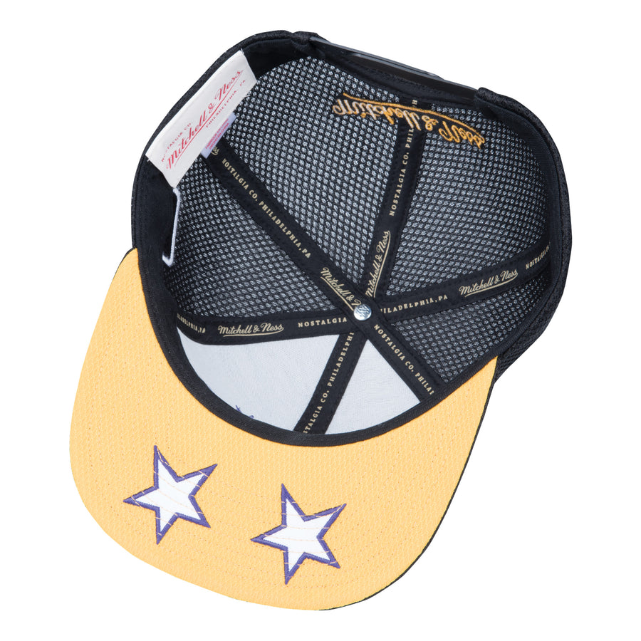 All-Star Snapback (オールスタースナップバック) All-Star Game 1972 Western (NBAオールスター1972)