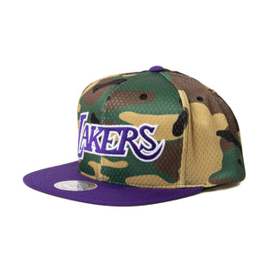 Cover Snapback Los Angeles Lakers (ロサンゼルスレイカーズ スナップバック)