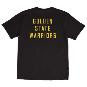 First Letter Tee (ファーストレターTシャツ)  Golden State Warrirors
