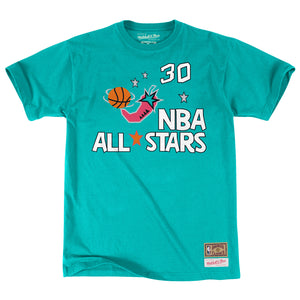 SCOTTIE PIPPEN  (スコッティピッペン) NAME&NUMBER TEE  ALL-STAR '96 (NBAオールスター1996)