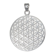 Load image into Gallery viewer, Flower of Life Pendant