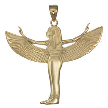 Load image into Gallery viewer, Goddess Auset — Wings I Pendant