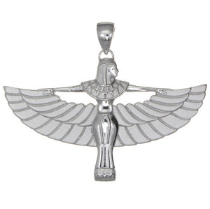 Goddess Auset — Wings II Pendant
