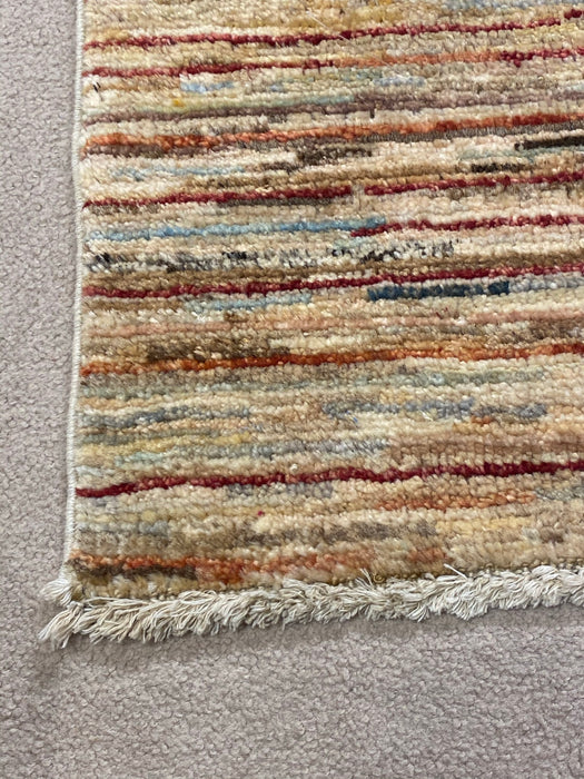 7'0X10'0 Gebba Hand Knotted 100% Wool Area rug