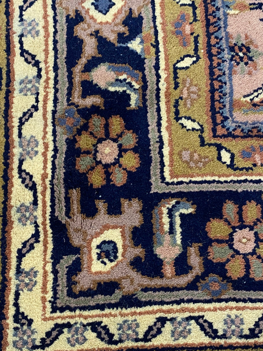 8'0X10'0 Serapi Hand Knotted 100% Wool Area rug