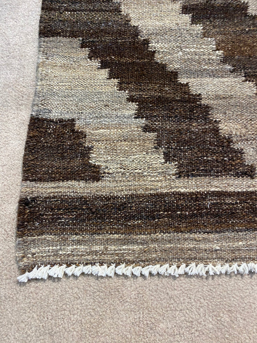5.8X9.11 Kilim Hand Knotted 100% Wool Area rug