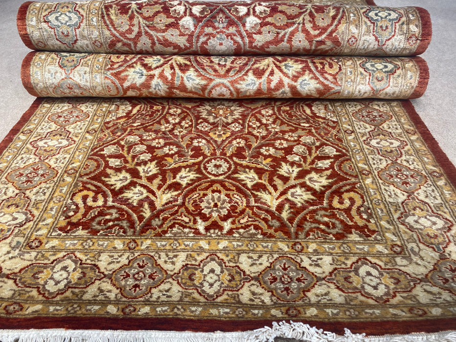 2'8X8'0 Sutri Hand Knotted 100% Wool Area rug
