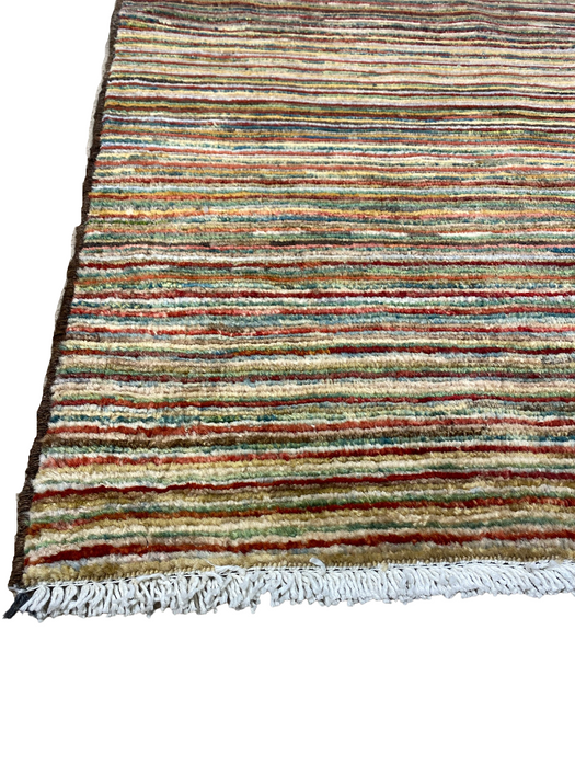 5.10X7.4 Gebba Hand Knotted 100% Wool Area rug