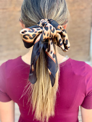 Hotline Hair Ties- Scrunchie Scarf