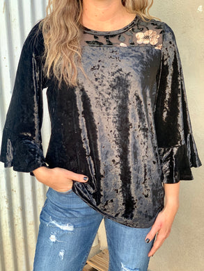 The Kaiya Blouse