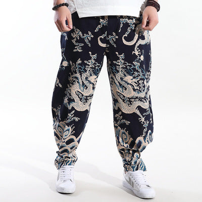 Faitingudoragon Pants