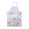 Sea Mist & Poppies Apron