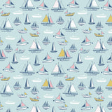 Nautical Stripe Wrapping Paper Pack