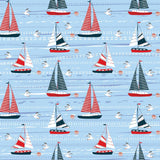 Ocean Adventurer Wrapping Paper Pack