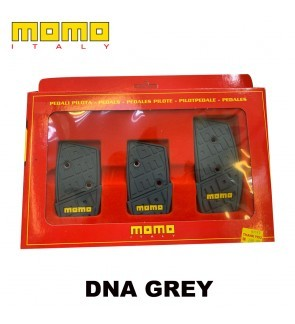 MOMO DNA Grey Manual Pedal Kit-Italy - MYOTO MALL