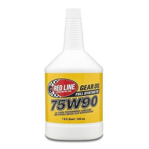 Red Line 75W90 GL-5 Gear Oil (946ml) - MYOTO MALL