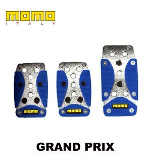 MOMO Grand Prix Racing Pedal Cover kits-MT - MYOTO MALL