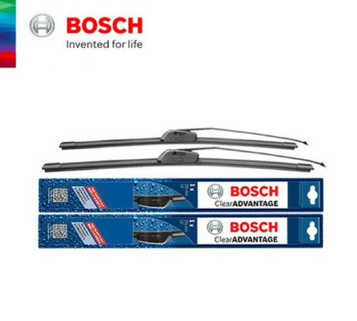 "BOSCH CLEAR ADVANTAGE  WIPER 24""+19"" - MYOTO MALL"
