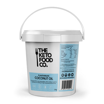 Coconut Oil (Unflavoured) 2.5kg
