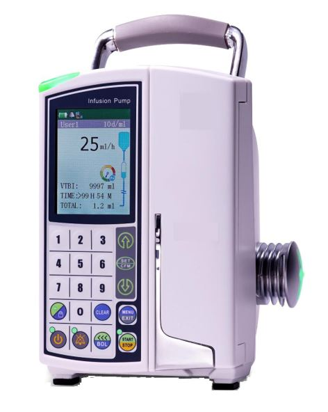 WIT601A Infusion Pump with 3 Years Warranty - Utech Medical Device Pty Ltd