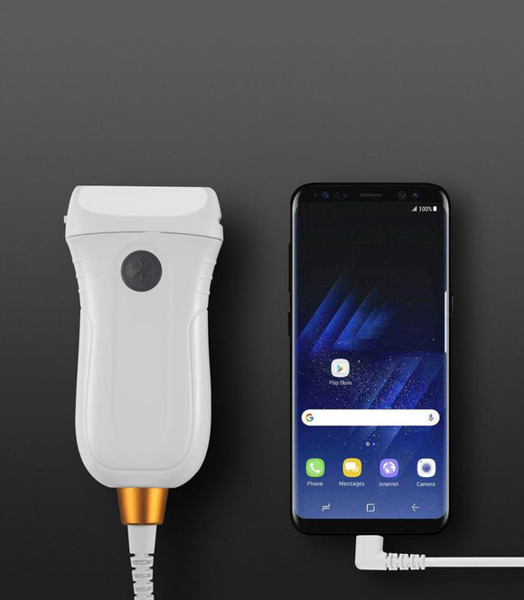 MX5 Portable Ultrasound Scanner -The World'S First App-Based Swine Ultrasound - Utech Medical Device Pty Ltd