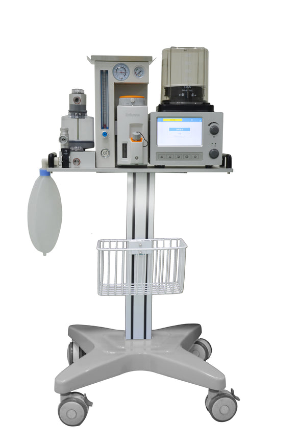 DM6B Veterinary Anesthesia System - Utech Medical Device Pty Ltd