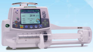 WIT301 Syringe Pump with 3 Years Warranty - Utech Medical Device Pty Ltd