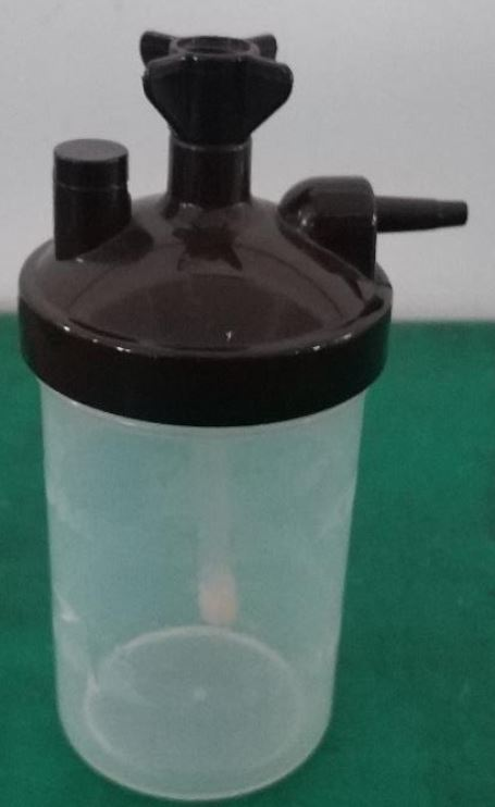 Water Humidifier Bottle - Utech Medical Device Pty Ltd