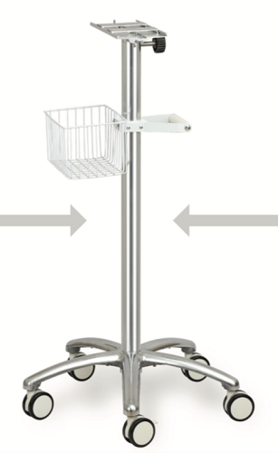 Mobile Stand / Cart for Monitors Height - 70-120cm - Utech Medical Device Pty Ltd