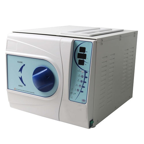 VORY 12L  Class B Pre & post vacuum 6 program Autoclave - Utech Medical Device Pty Ltd