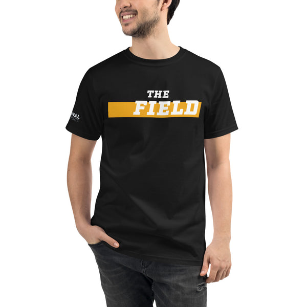 The Field Text Tee