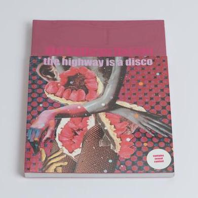 'The Highway Is A Disco' by Del Kathryn Barton | Chroma Studio