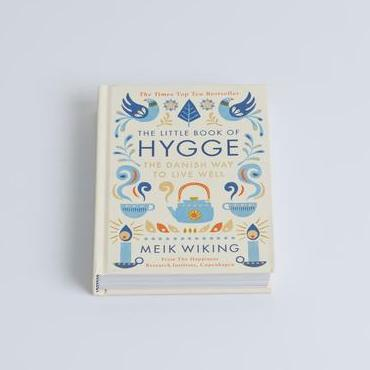 MEIK WIKING 'THE LITTLE BOOK OF HYGGE' - CHROMA STUDIO MELBOURNE