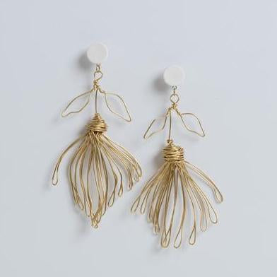 MARNIIE JEWELLERY PROTEA EARRINGS - CHROMA STUDIO MELBOURNE