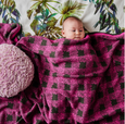 Tarty Cotton Blanket By Kip&Co | Chroma Studio