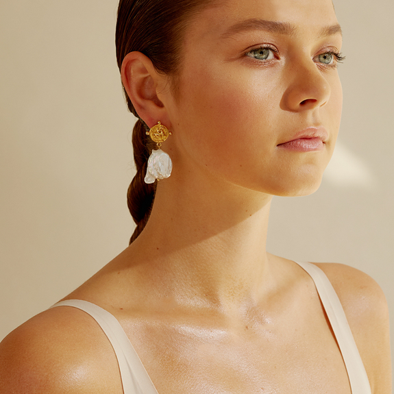 Amber Sceats Nate Earrings - Chroma Studio Melbourne