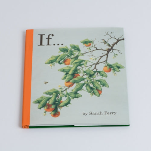 'If...' by Sarah Perry | Chroma Studio