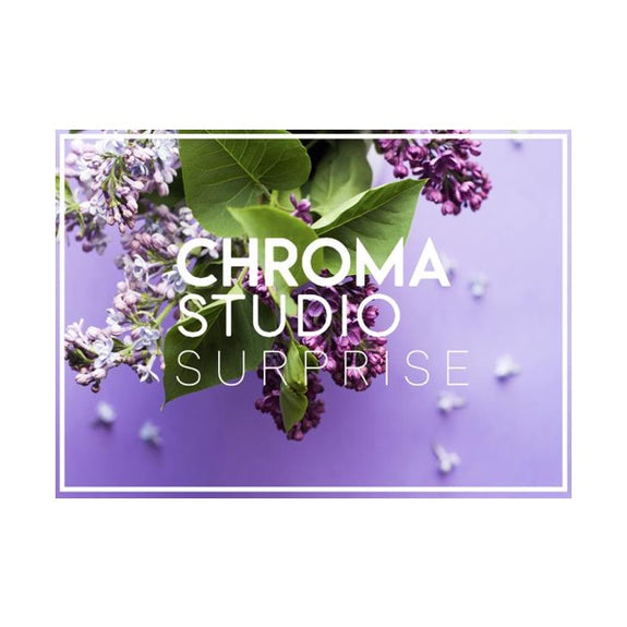 CHROMA STUDIO MIXED SEASONAL BOUQUET