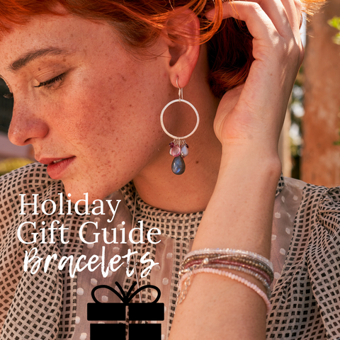 Holiday Gift guide- bracelets by Sayulita Sol Jewelry
