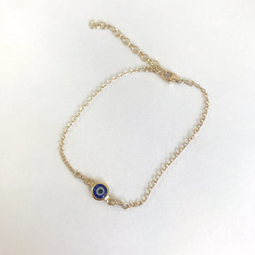 Evil Eye Protection Bracelet - Sayulita Sol Jewelry