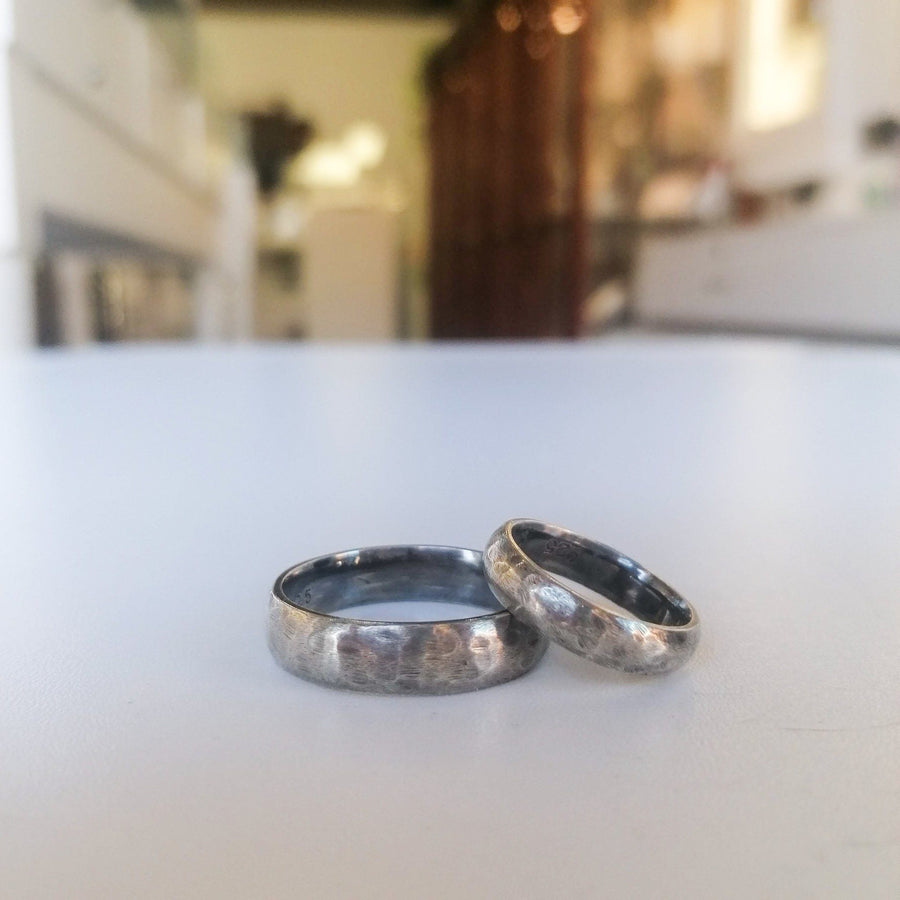 Phoenix Wedding Band Rings Sayulita Sol