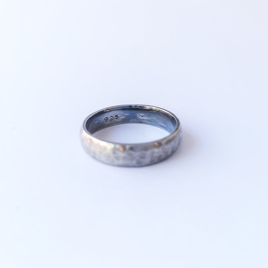Phoenix Wedding Band Rings Sayulita Sol 9-WIDE