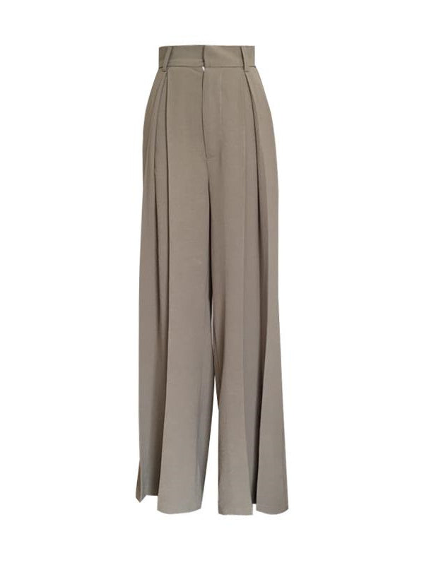 LOOSE WIDE LEG SOFT PANTS - Zebrant